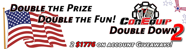 Double Down TWO Promotion - Click to Enter